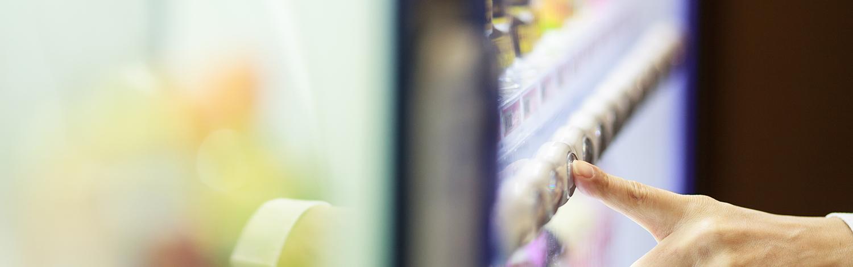 日本オアシス|自動販売機の設置